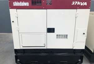 Diesel Generators- Shindaiwa 37kVA On Special (Price Negotiable)