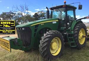 2008 John Deere 8130 Tractor, 225HP, Price Drop. MS512