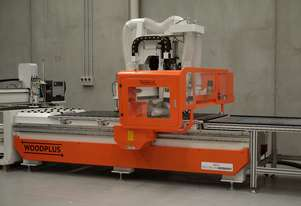 WOODPLUS WP 1225 CNC Nesting Machine