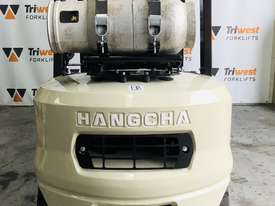 HIRE - NEW HANGCHA 3.5T DUEL FUEL COUNTERBALANCE FORKLIFT - picture4' - Click to enlarge