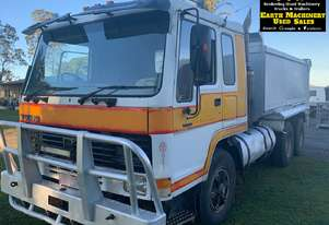Volvo FL10 Tipper with Alum Water Tank, Call