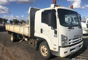 Isuzu 2010   FSR 850 Long