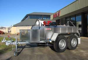 No.23 Tandem Axle Diesel Fuel Tanker Trailer