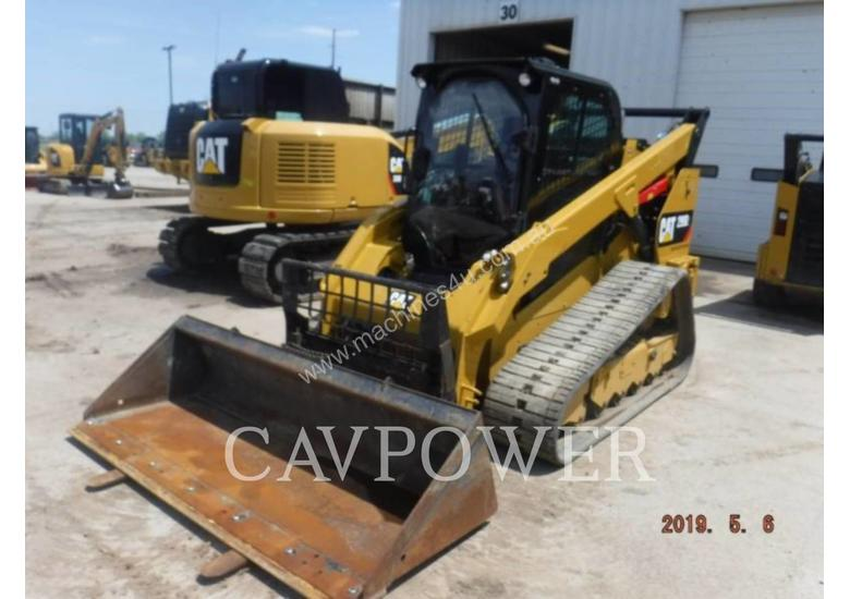 CATERPILLAR 299D2 Multi Terrain Loaders