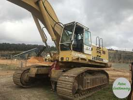 Liebherr R974 Litronic - 75 tonne - picture0' - Click to enlarge
