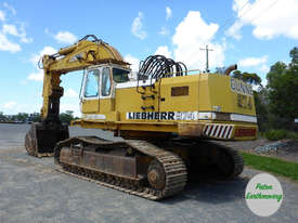Liebherr R974 Litronic - 75 tonne - picture2' - Click to enlarge