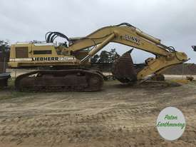 Liebherr R974 Litronic - 75 tonne - picture5' - Click to enlarge