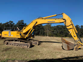 Komatsu PC350LC-8 Tracked-Excav Excavator - picture1' - Click to enlarge