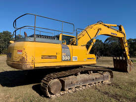 Komatsu PC350LC-8 Tracked-Excav Excavator - picture2' - Click to enlarge
