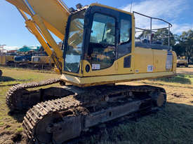 Komatsu PC350LC-8 Tracked-Excav Excavator - picture4' - Click to enlarge