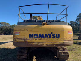 Komatsu PC350LC-8 Tracked-Excav Excavator - picture5' - Click to enlarge