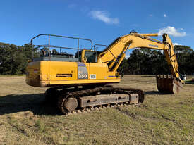 Komatsu PC350LC-8 Tracked-Excav Excavator - picture0' - Click to enlarge