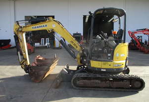 Yanmar   VIO35 LOW HOURS