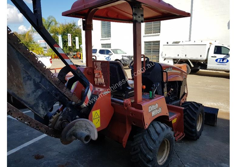Used Ditch Witch RT45 Trencher