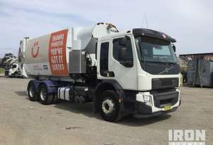2016 Volvo FE300 Waste Collection Truck