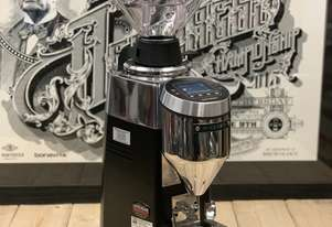 MAZZER ROBUR S ELECTRONIC BLACK AND WHITE BRAND NEW ESPRESSO COFFEE GRINDER