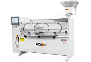 Koch SPRINT BASE.LINE Boring and Inserting machine