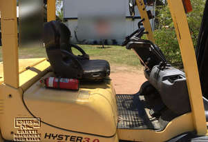Hyster Fortis 3.0, 3ton Forklift, only 1600hrs, MS348