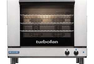 TURBOFAN E28M4 - 4 TRAY MANUAL ELECTRIC CONVECTION OVEN