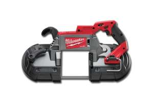 18V M18 Bandsaw (Deep Cut) Bare (Tool Only) M18CBS125-0 by Milwaukee