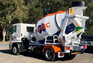 NEW KYOKUTO 3.6M3 CONCRETE MIXER FITTED TO YOUR TRUCK