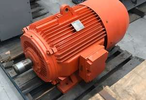 Crane Motor 55 kw 75 hp 6 pole 980 rpm 415 v Foot Mount 280 frame AC Crane Electric Motor