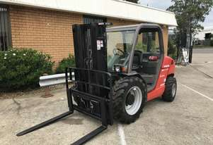 Manitou MH25-4T Buggy Forklift