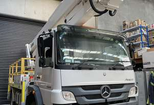 ACM280E - 28m 66kV insulated EWP on Mercedes-Benz Atego 1626