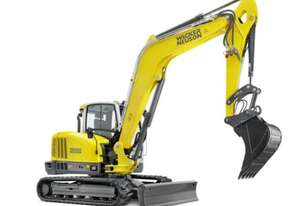 New Wacker Neuson EZ80 Excavator Quick Hitch