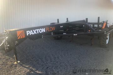 Paxton Plow Co SR6 Chisel Plough/Rippers Tillage Equip