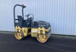 BOMAG BW120AD-3 Smooth Drum Vibrating Roller