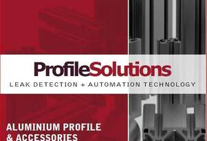Profile Solutions - Aluminium Profile Building System