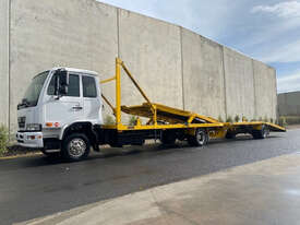 Nissan UD Car Transporter Truck - picture0' - Click to enlarge