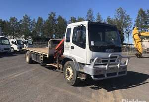Isuzu 2005   FTR900 Long