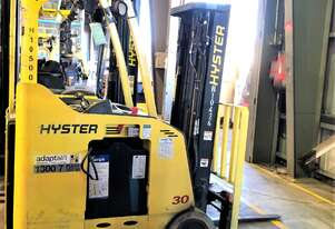 1.363T Battery Electric 3 Wheel Forklift