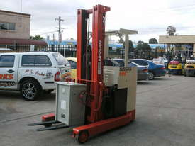 Nissan JWHR01L18U Reach Truck - picture0' - Click to enlarge