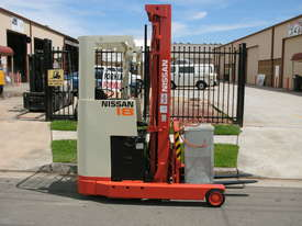 Nissan JWHR01L18U Reach Truck - picture1' - Click to enlarge