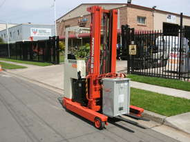 Nissan JWHR01L18U Reach Truck - picture2' - Click to enlarge