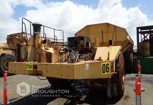 1996 CATERPILLAR D400E ARTICULATED DUMP TRUCK