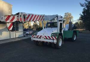 Terex Franna Crane pick and carry