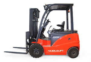 Noblelift 4 Wheel Electric Counterbalance Forklift - N Series