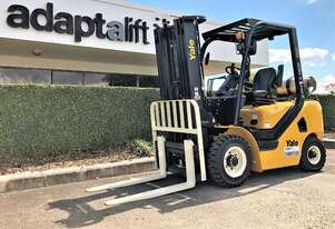 2.5T Yale Counterbalance Forklift