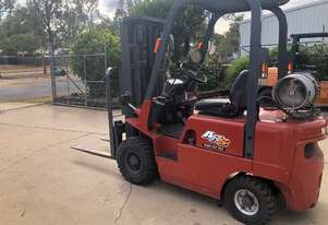 Nissan Low Hour   Forklift