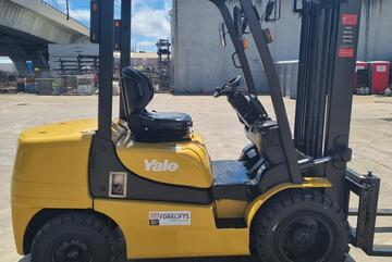 Yale 3.5T Diesel Counterbalance Forklift