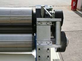 3100mm x 8mm Power Rollers With Stub Rollers - picture16' - Click to enlarge