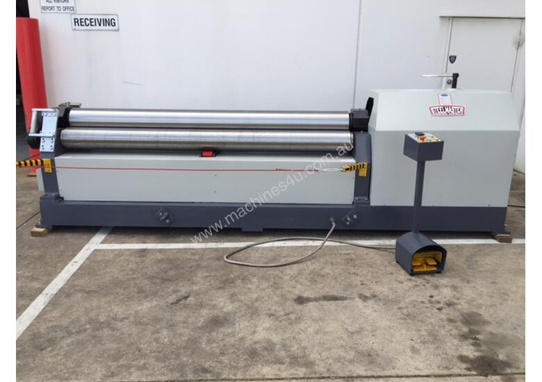 3100mm x 8mm Power Rollers With Stub Rollers