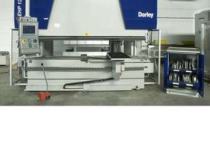 DARLEY CNC EHP PRESS BRAKES FROM IMTS