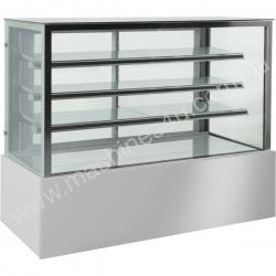 Koldtech KTSQRCD18-4T - 1800mm with 4 Fixed Shelve