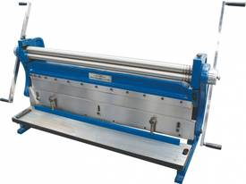 New 3-in-1 Pressbrake, Guillotine & Rolls  - picture2' - Click to enlarge