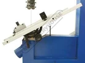 BP-480 Wood Band Saw 465mm Throat x 310mm Height Capacity Includes 240V Safety Brake Motor - picture6' - Click to enlarge